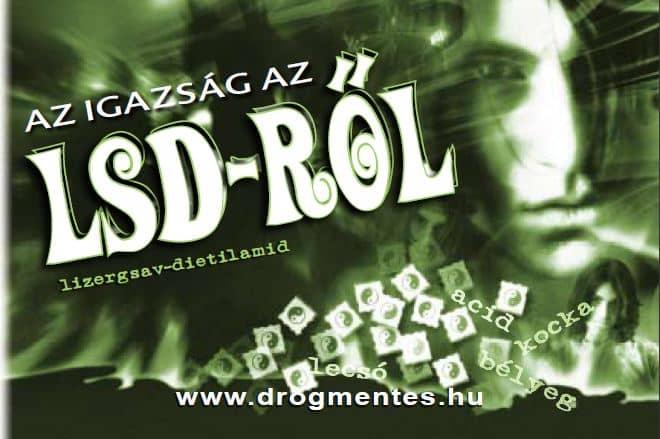 LSD hatásai