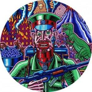 LSD hatása