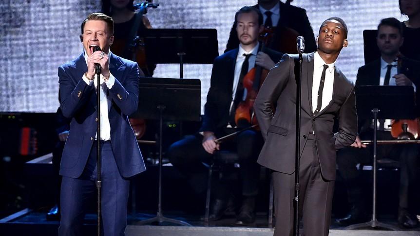 2015 American Music Awards Macklemore