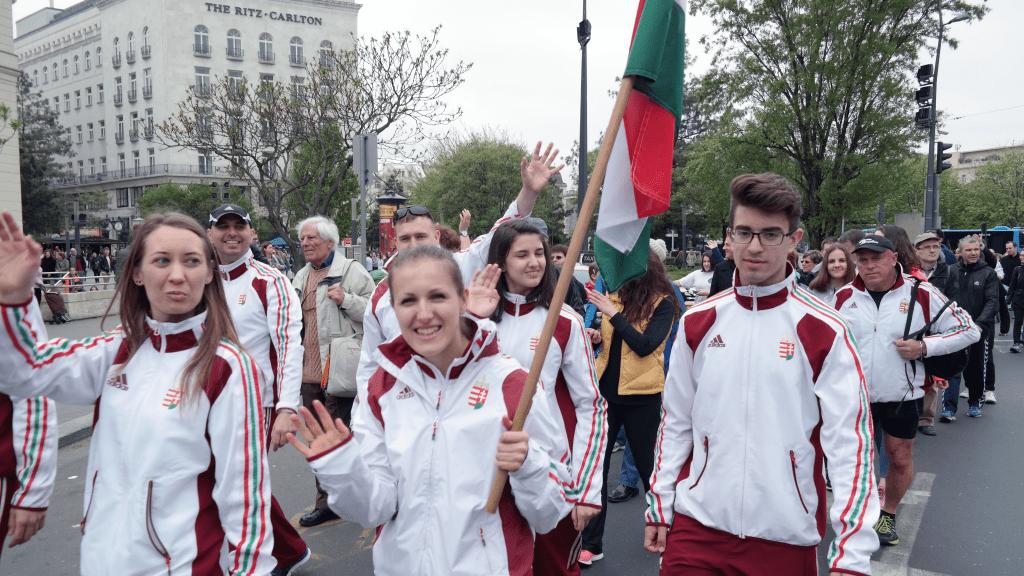 drogmentes maraton start deák tér